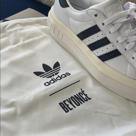 Adidas and Beyoncé Superstars